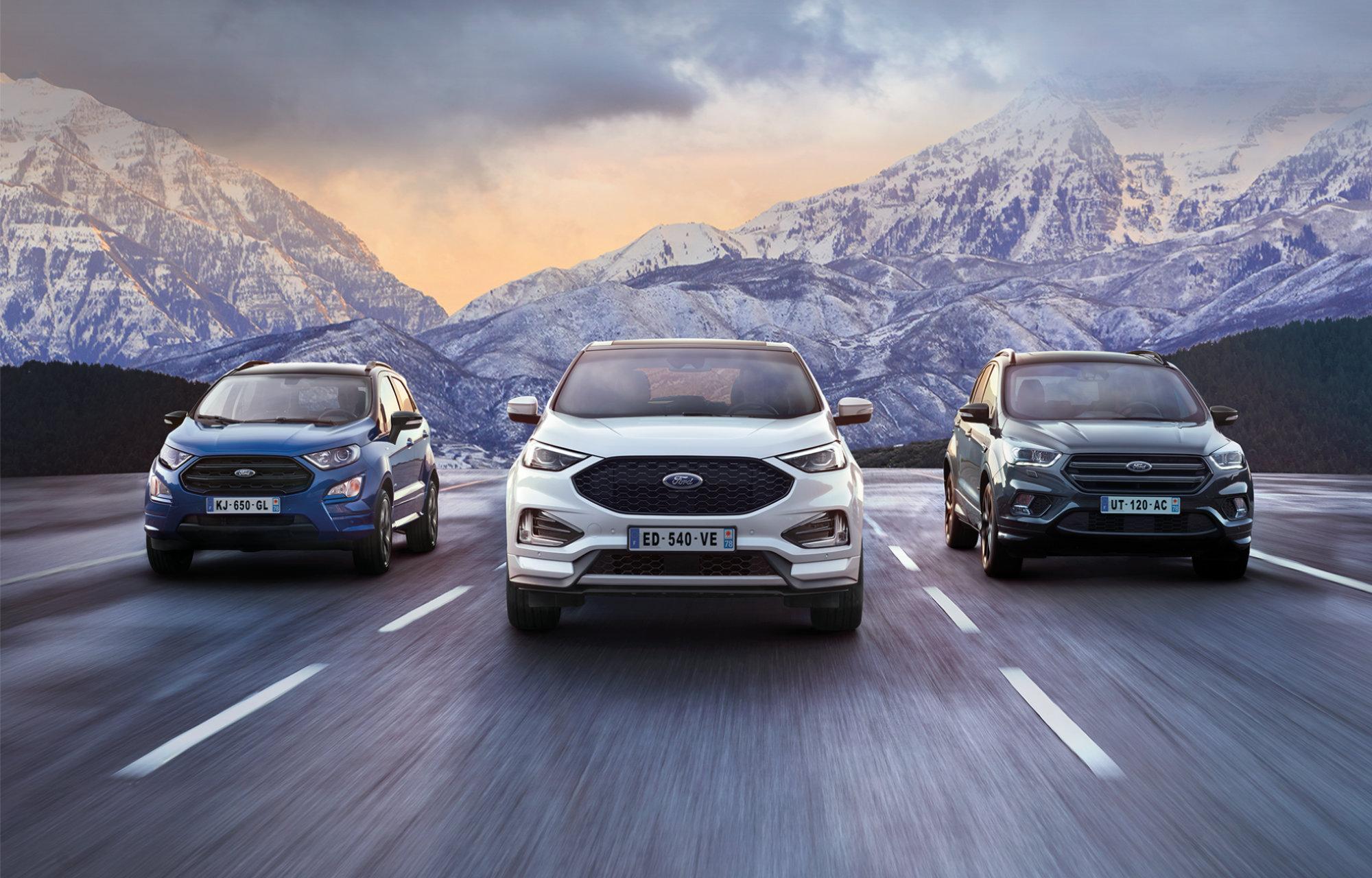 Un **véhicule neuf au prix d'un occasion** aux portes ouvertes de Ford Saône-et-Loire !