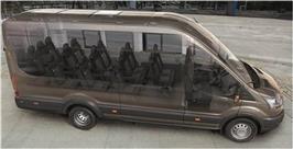 Ford lance un Transit Minicar à 18 places