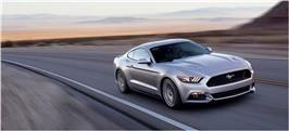 La Mustang aura un V8 5,0 litres et un 2,3 litres EcoBoost