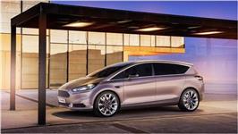 Ford dévoile le S-MAX Vignale Concept à Milan