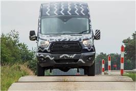 Six mois de torture pour préparer le nouveau Ford Transit