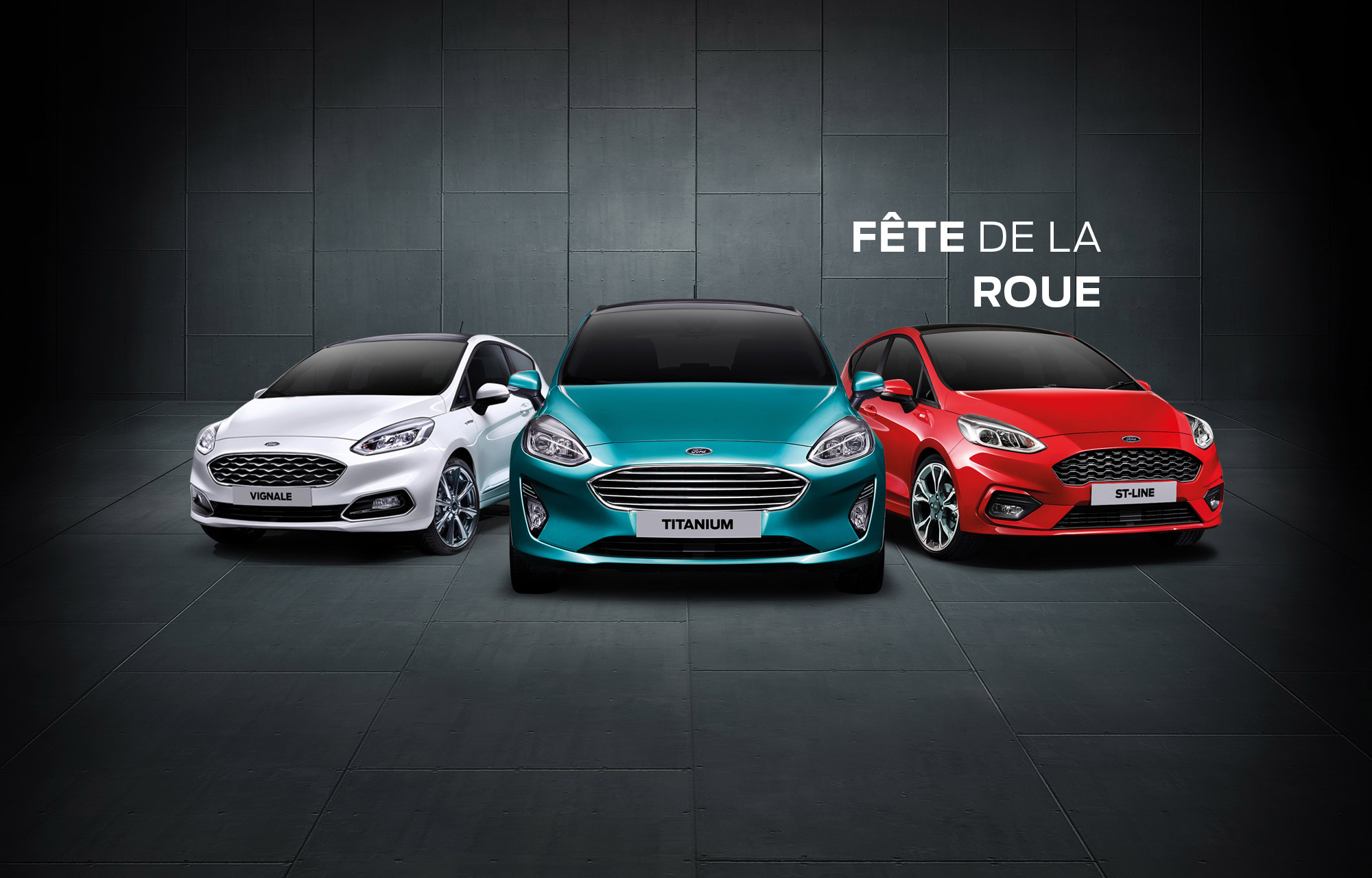 Venez nous rencontrer au salon de l'automobile la Fête de la Roue !