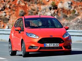 La Fiesta ST remporte 22 prix dans le monde en un an
