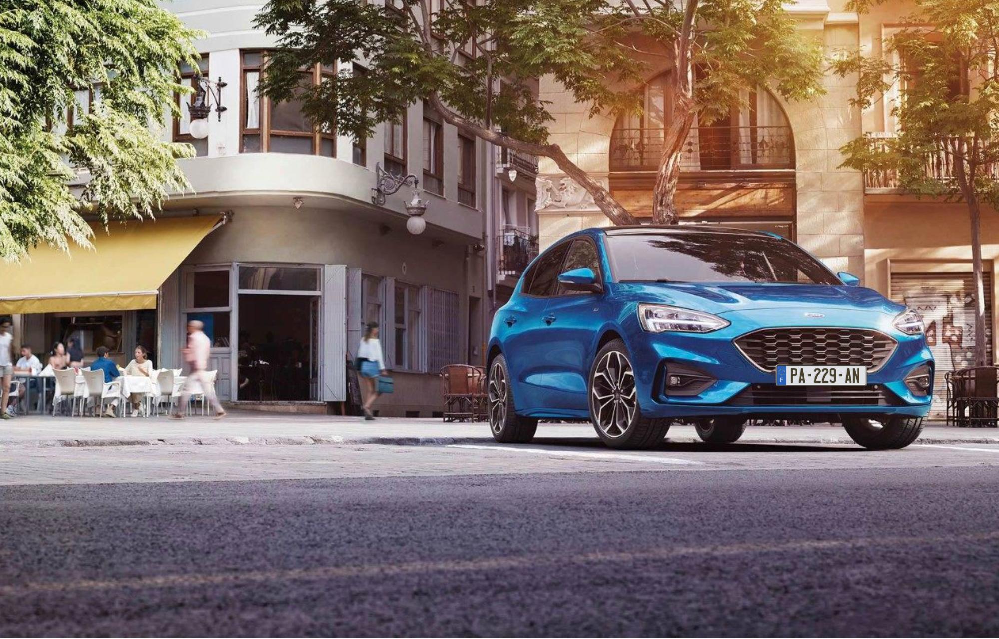 **Invitation** : Lancement de la Nouvelle Ford FOCUS