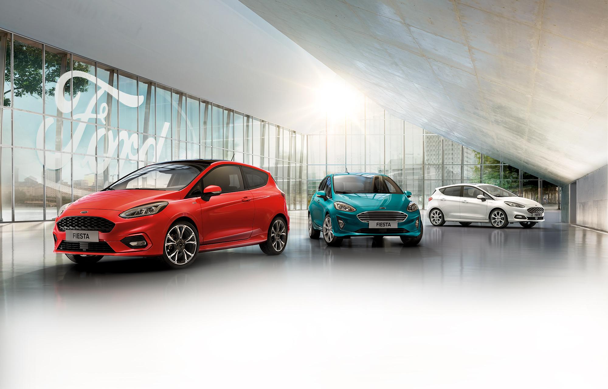 Grand Jeu Gratuit : Gagnez une Nouvelle Ford Fiesta