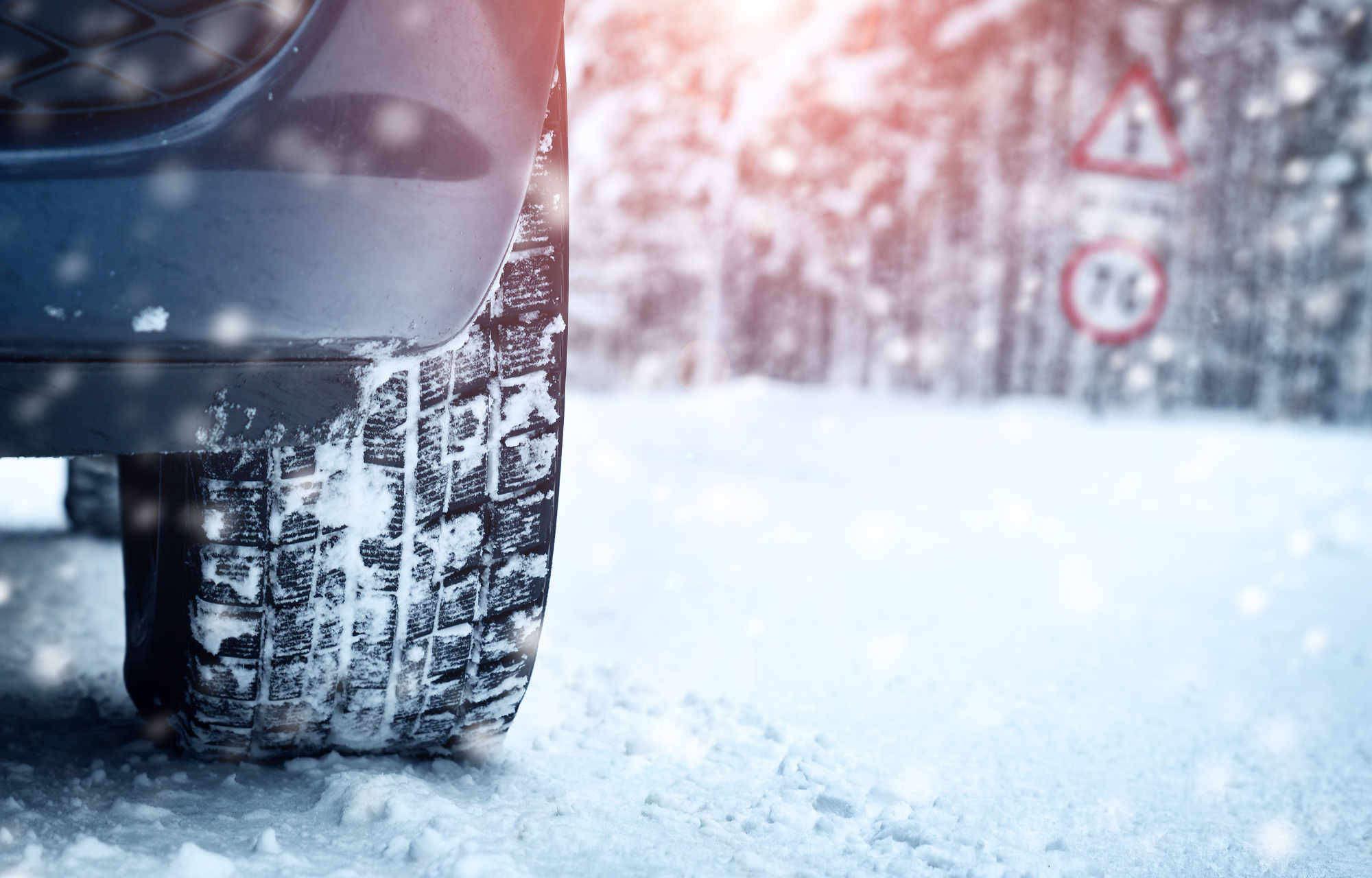 Suivez nos conseils pour être prêts à affronter la route cet hiver !