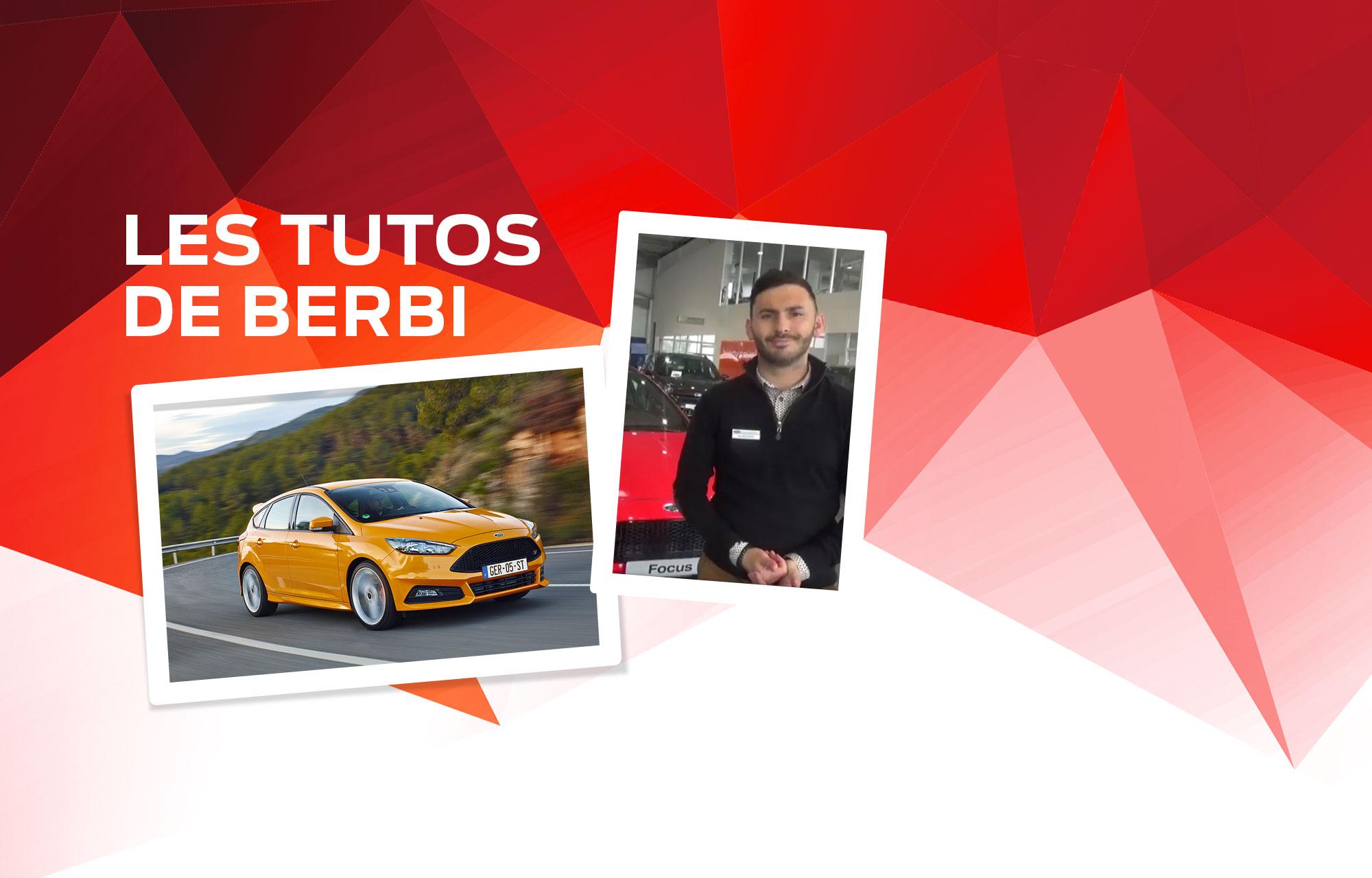 Les tutos de Berbi : Focus ST