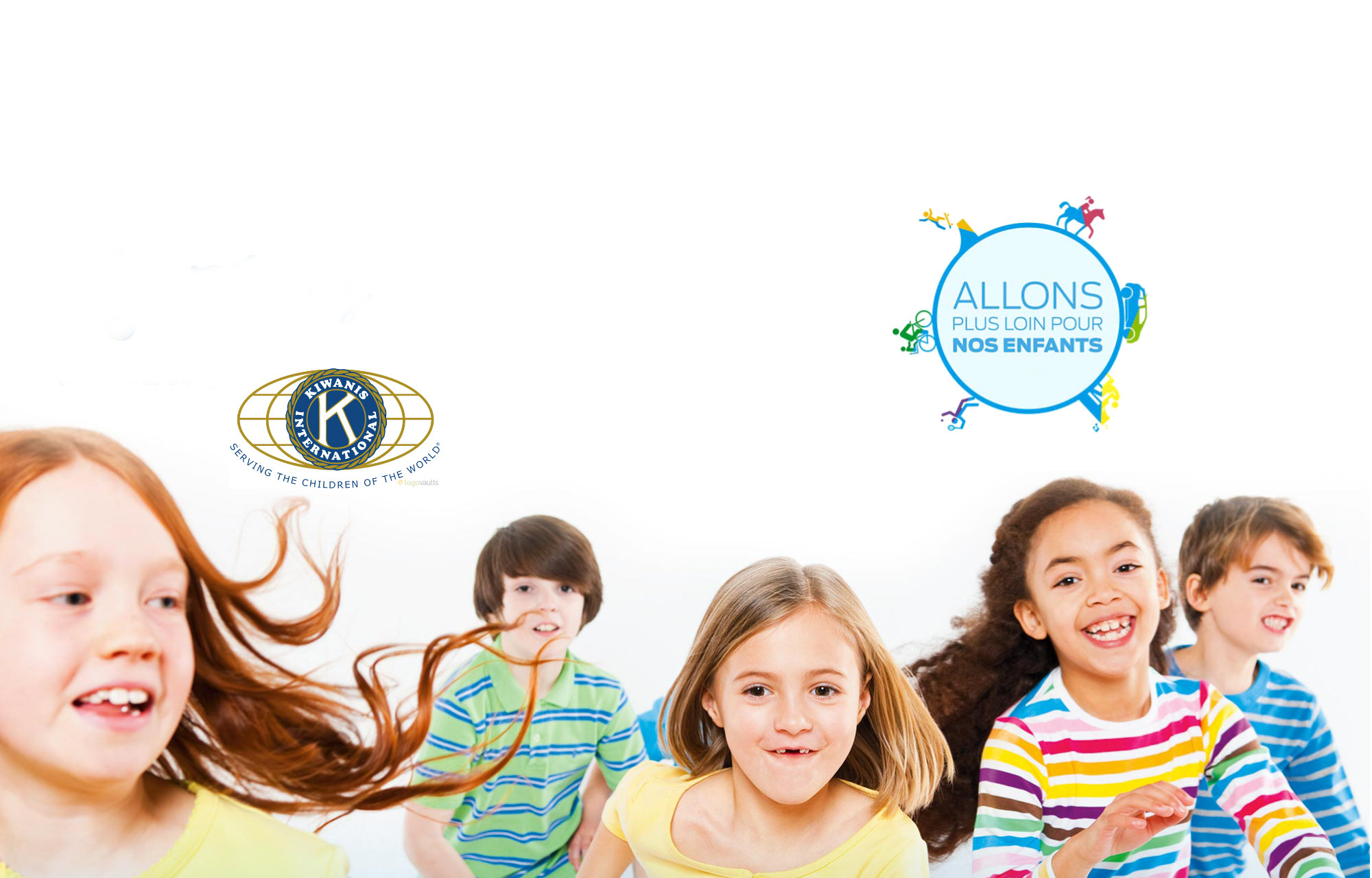 Allons plus loin pour nos enfants : remise de chèque à l'association Kiwanis !