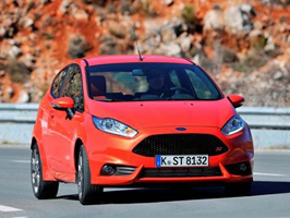 Fiesta ST, la Sportive de l'année 2013