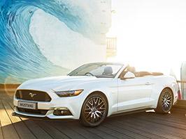 Soirée exceptionnelle de lancement de la Nouvelle Ford Mustang