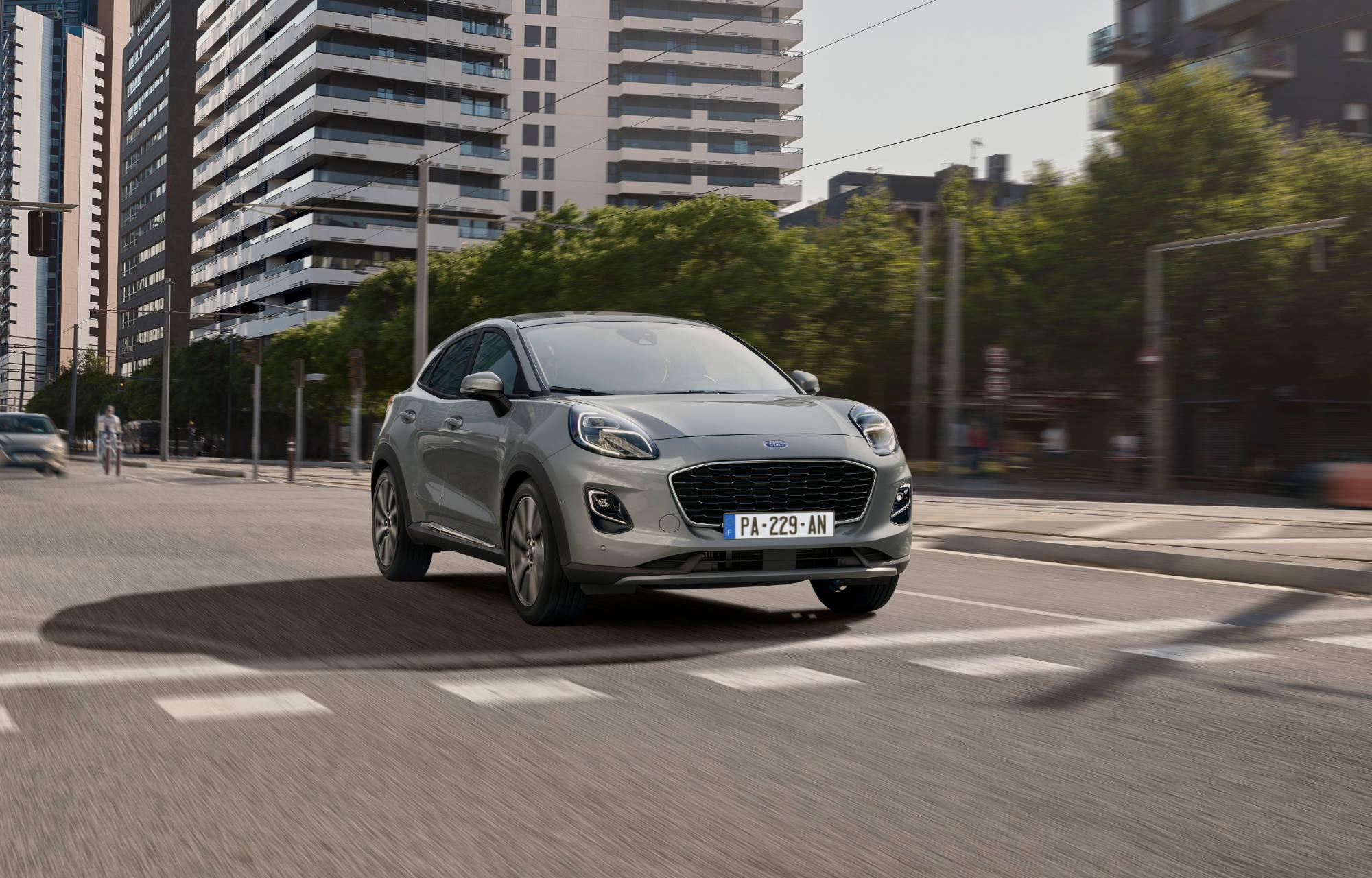 Le nouveau **Ford Puma en vente** chez Schaeffer Automobiles !