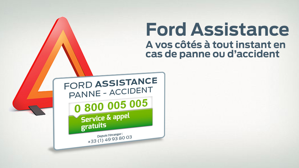 Ford Service I Ford Assistance