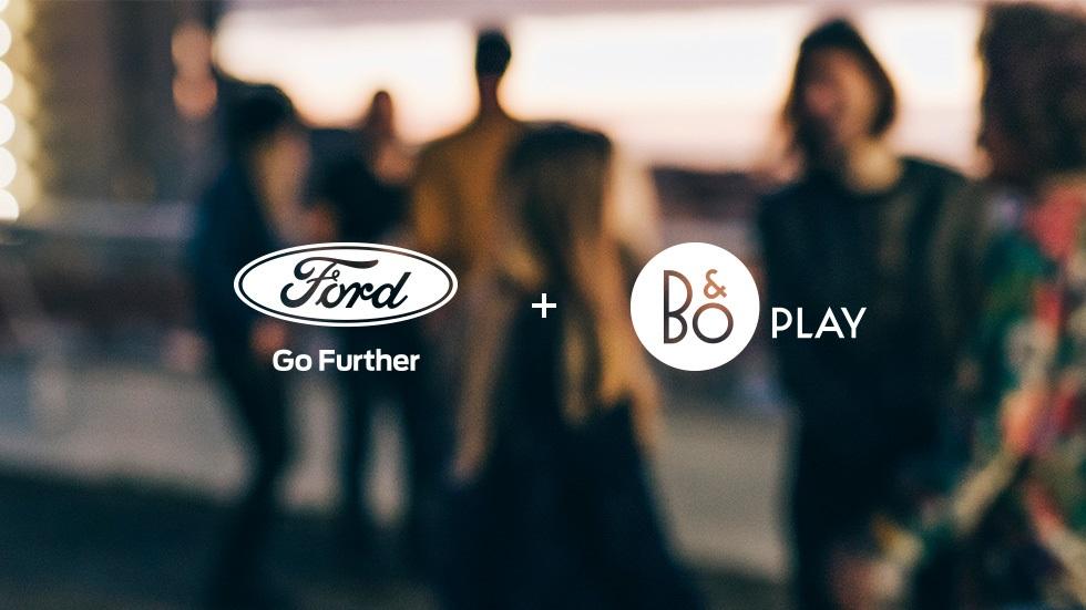 systeme audio b&o play Ford