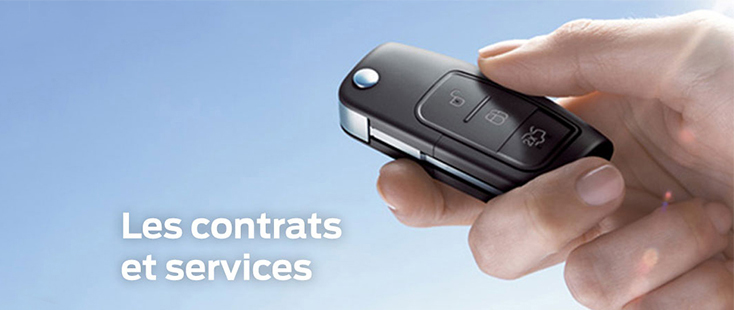 Les Contrats et Services