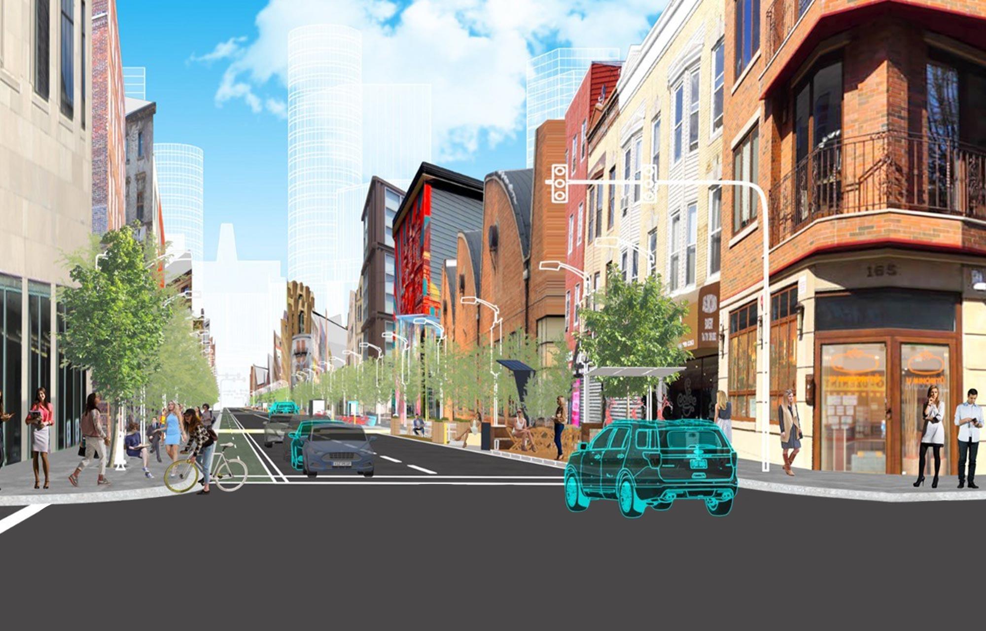 Ford accélère dans les services de mobilité avec l'acquisition de deux start-up
