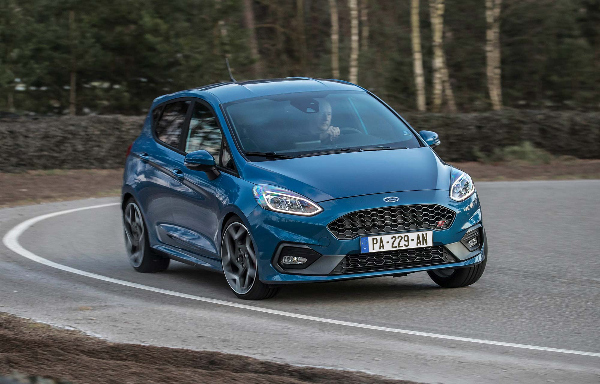 La nouvelle Ford Fiesta ST se dévoile un peu plus