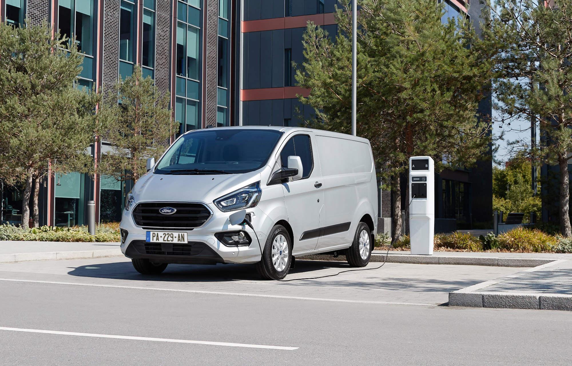 Expérimentation : comment Ford place le client au cœur de sa stratégie pour ses nouveaux utilitaires électrifiés