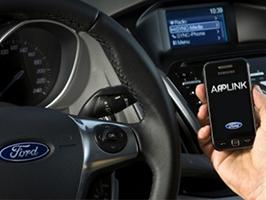A 10 milliomodik SYNC hangvezérléssel szerelt Ford