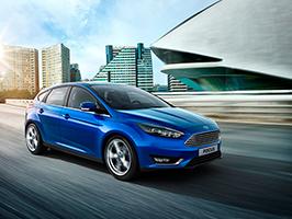 A Ford Focus az első nem hibrid benzines családi autó