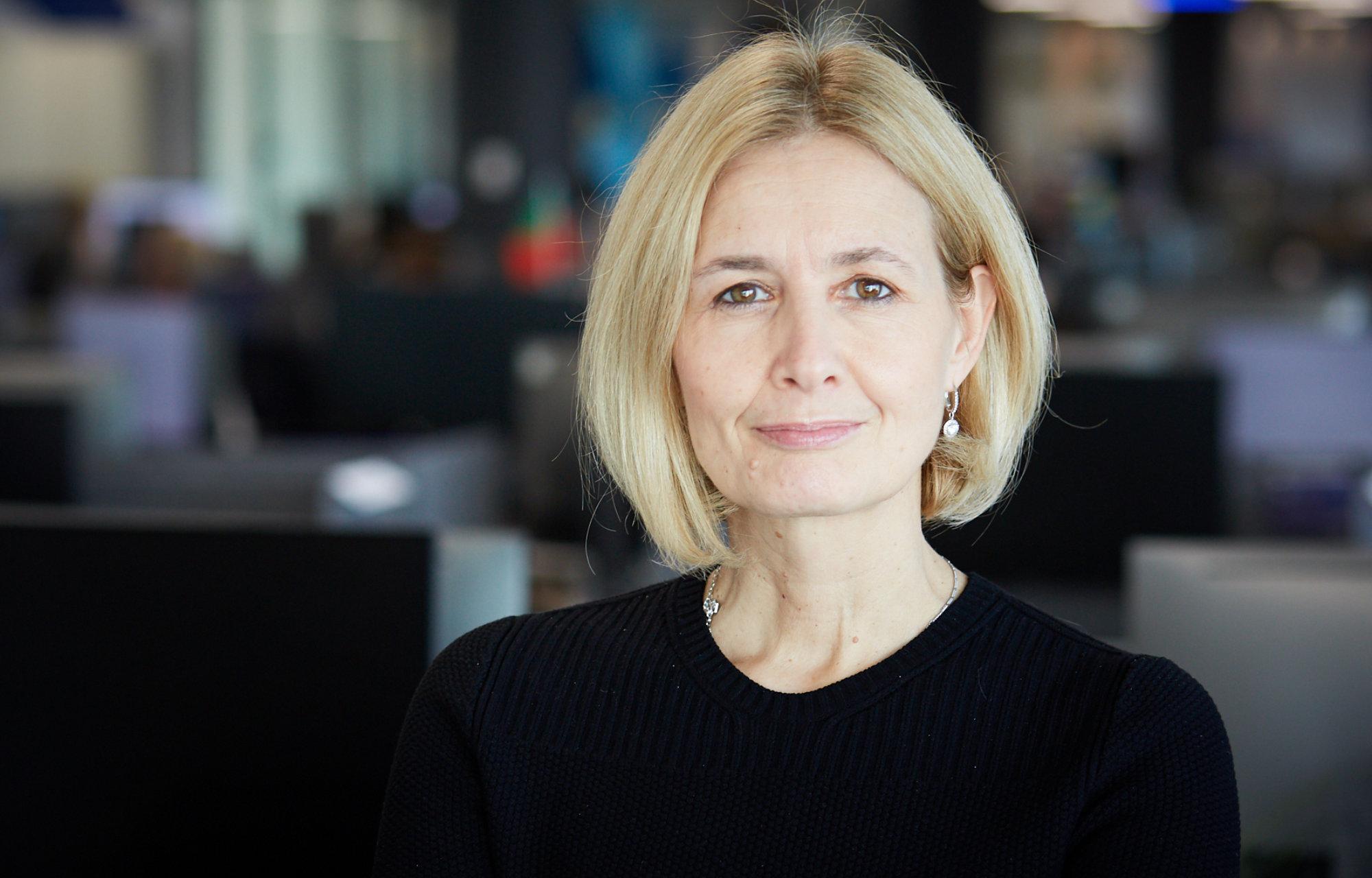 Elvira Schachermeier lett a Ford európai kommunikációs alelnöke