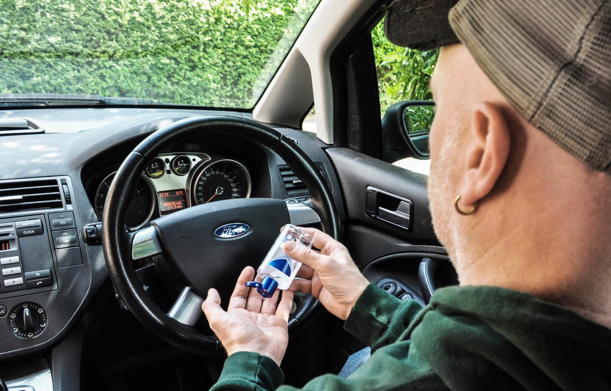 Hogyan óvja a Ford az autója utasterét, miközben Ön a saját egészségét óvja?