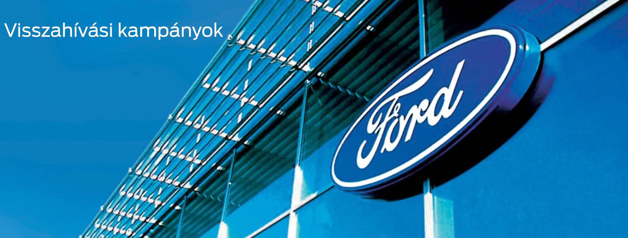 Ford Szerviz Garancia