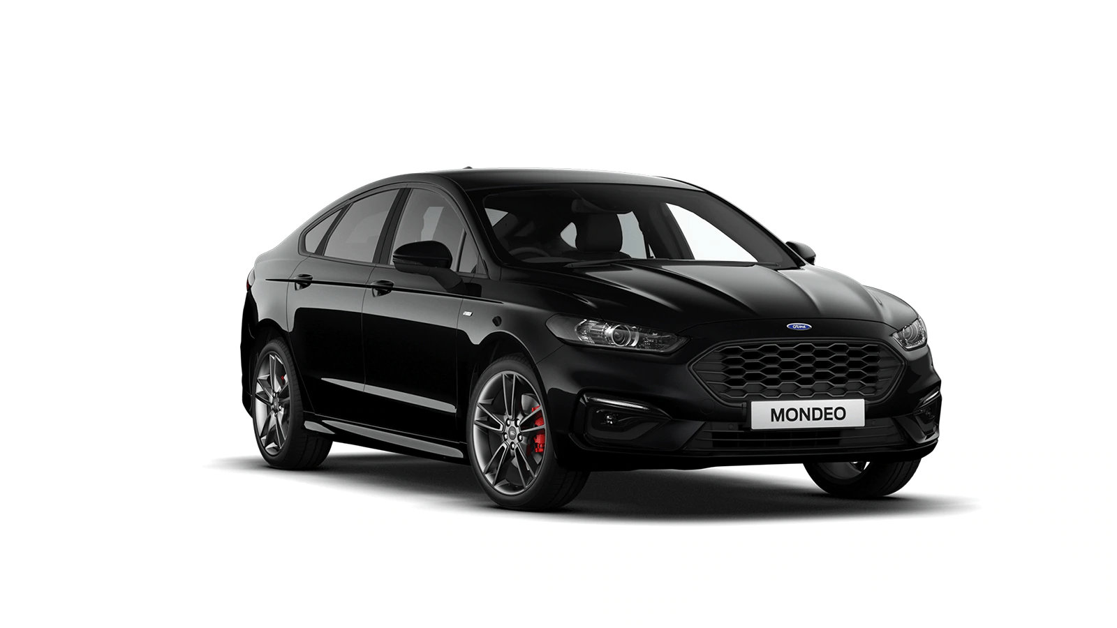 NEW MONDEO ST-Line