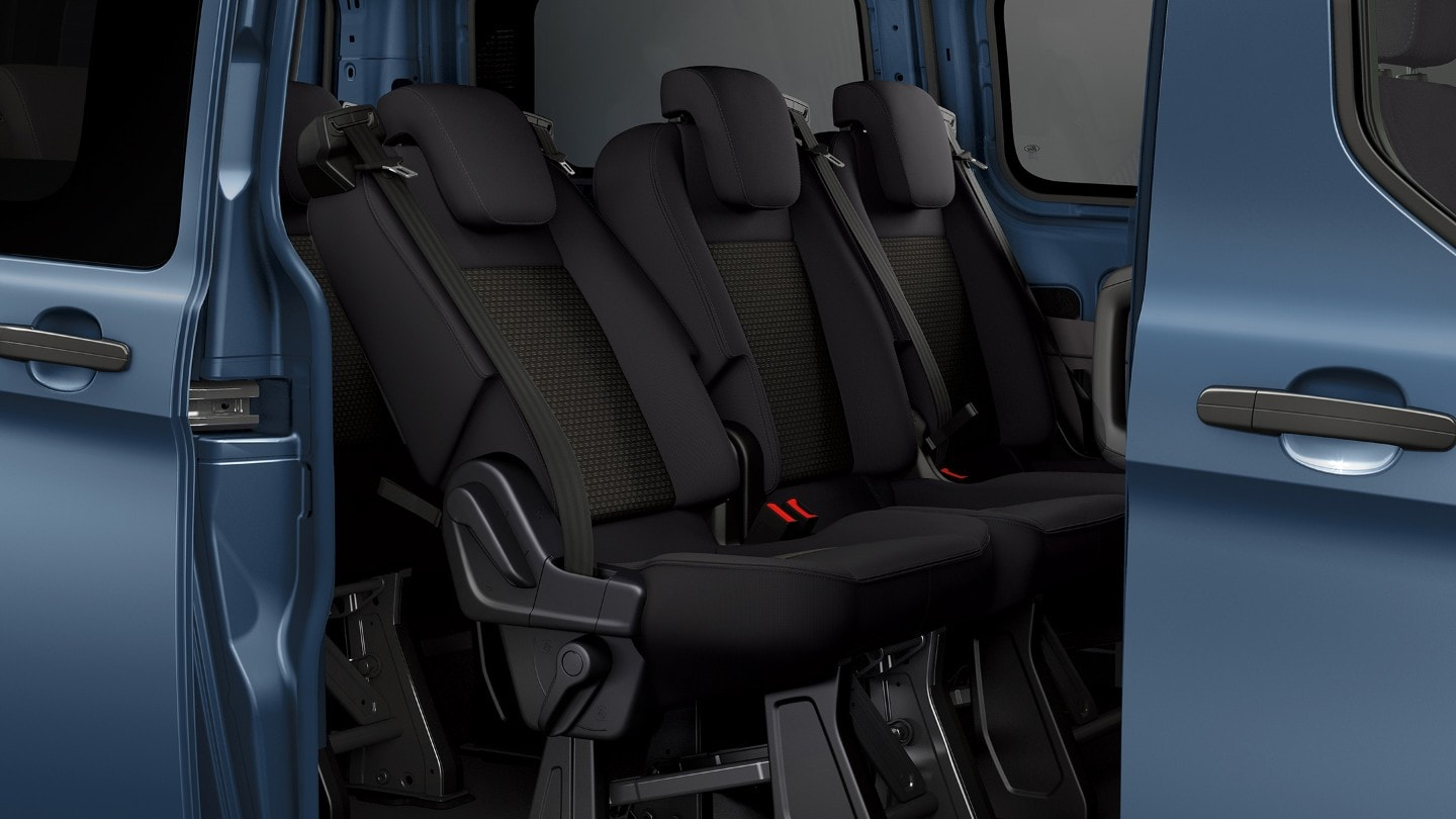 SEATS DESIGNED FOR YOUR TRAVELLING COMFORT