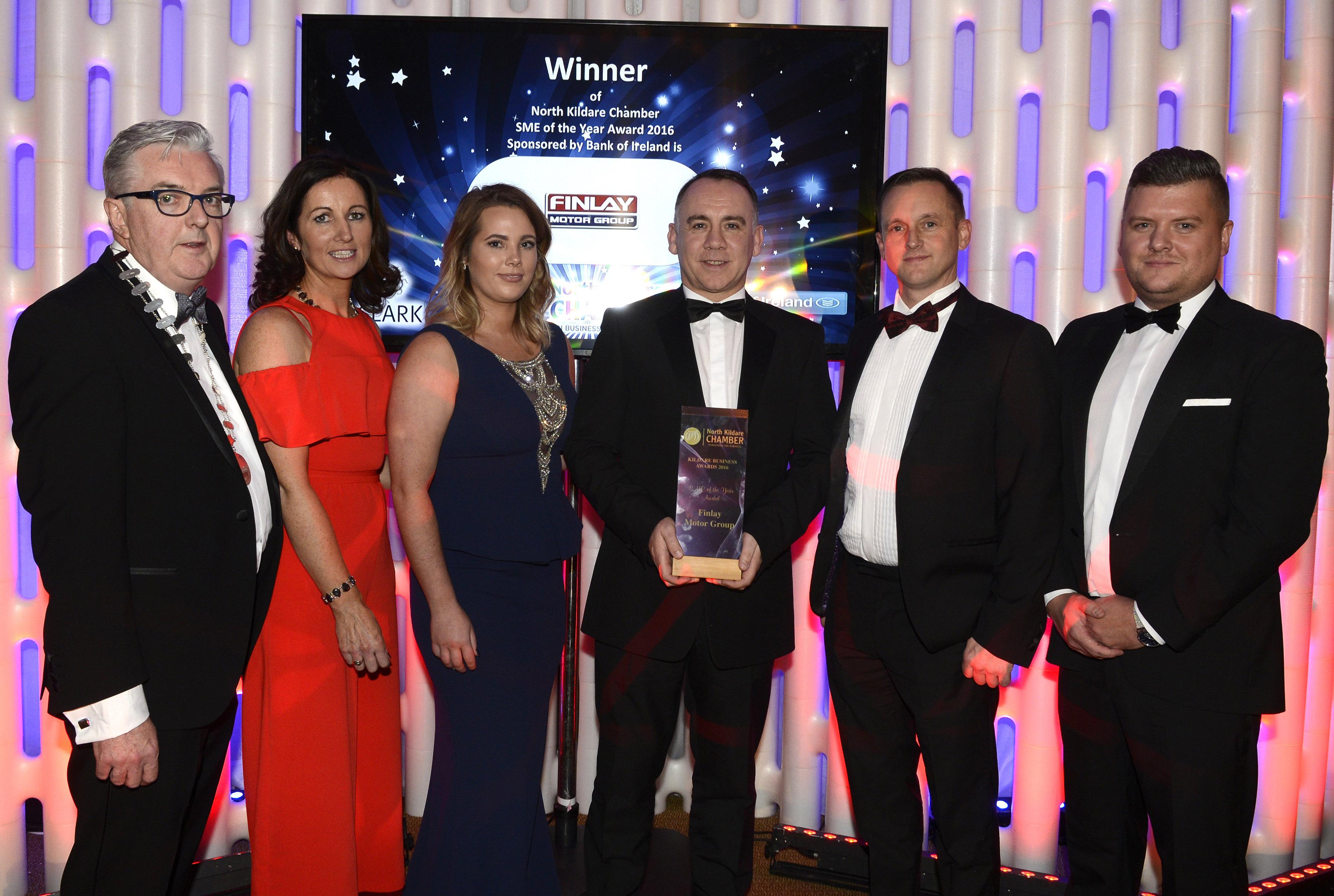 Two Awards at North Kildare Chamber Awards