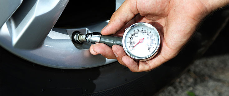 Tyre Pressure And How To Check If You Have The Correct Pressure