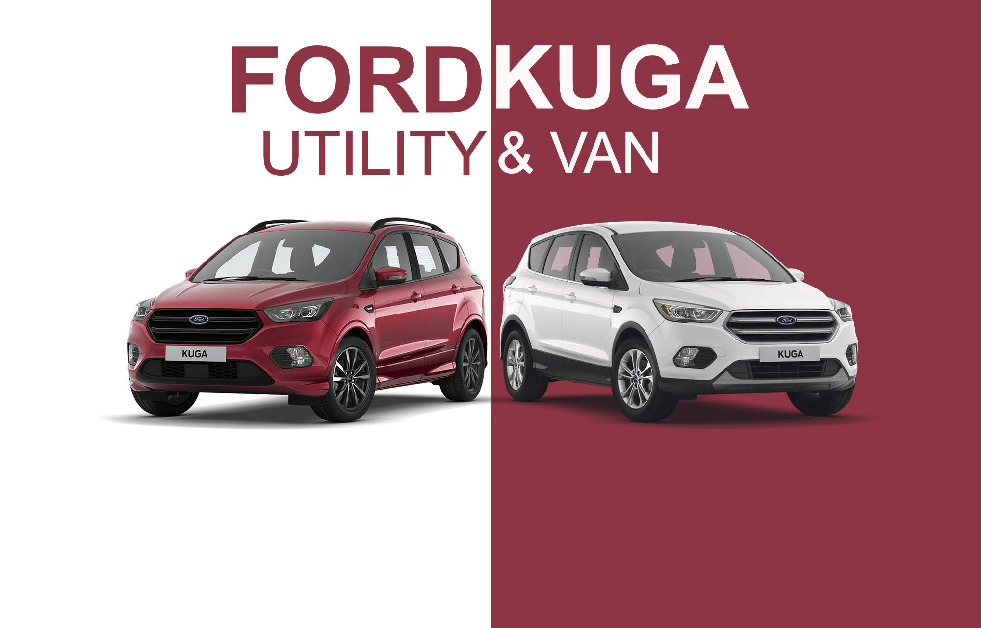 Ford Kuga Commercial Vehicles