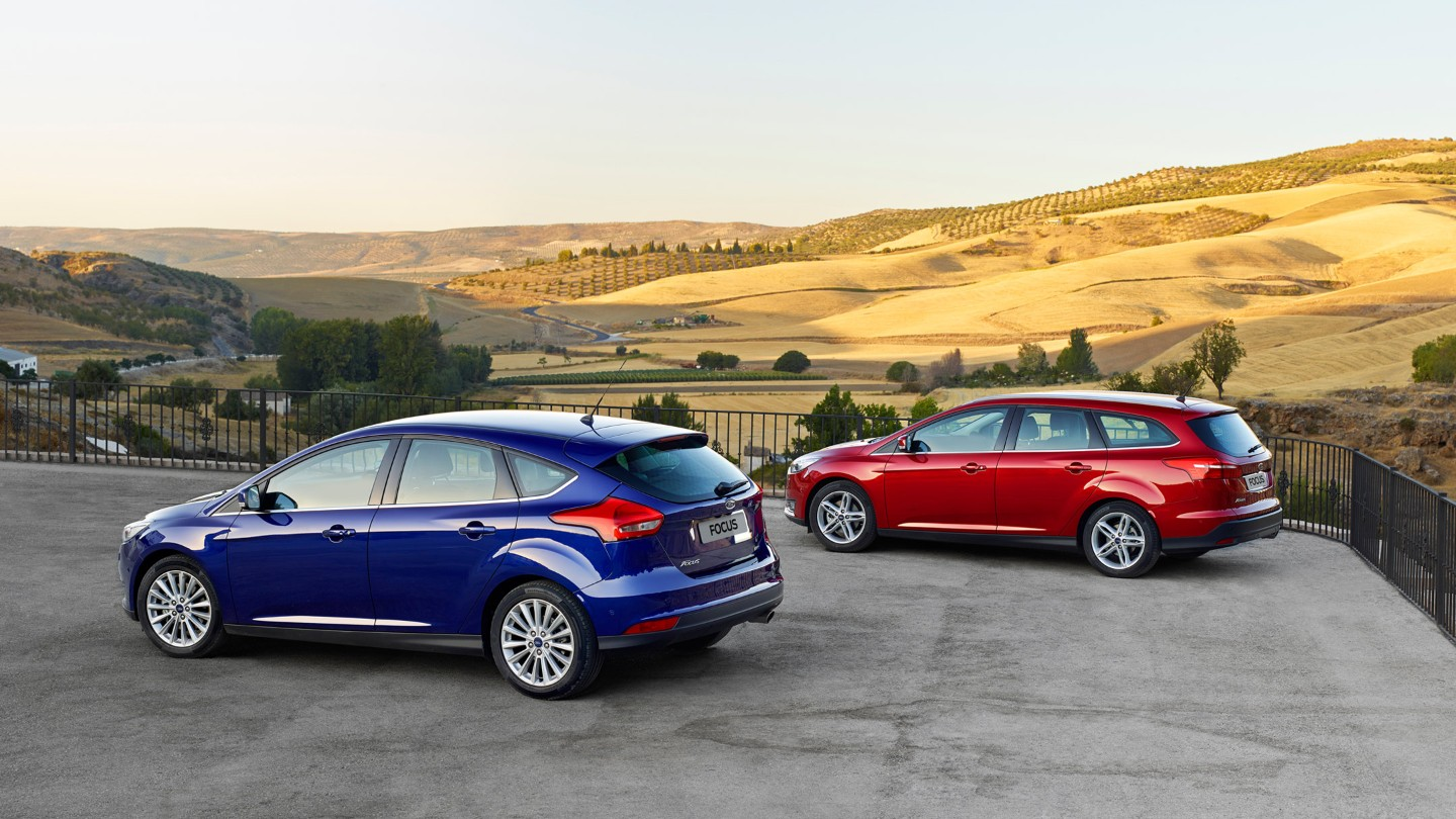 20 Years Of The Ford Focus