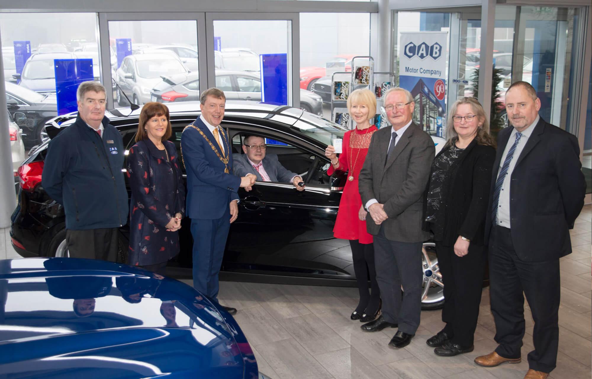2017 SVP Car Winner Announced
