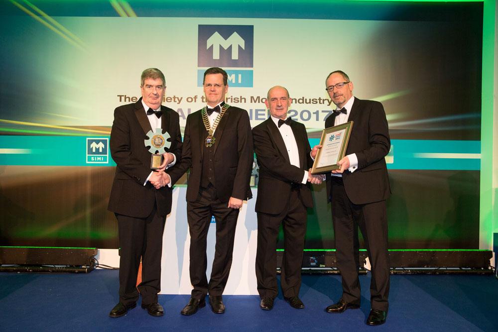 CAB Motor Company wins SIMI