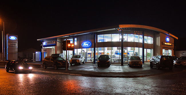 Ford Dealer Kilkenny