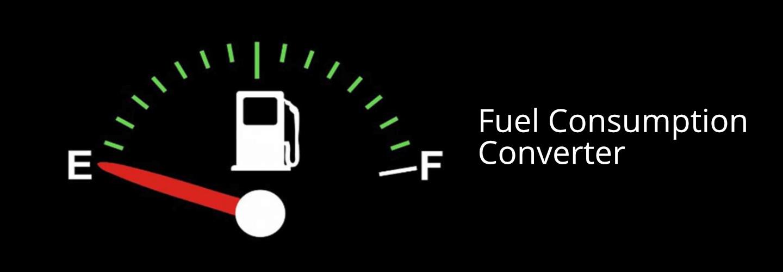 Fuel Consumption Converter