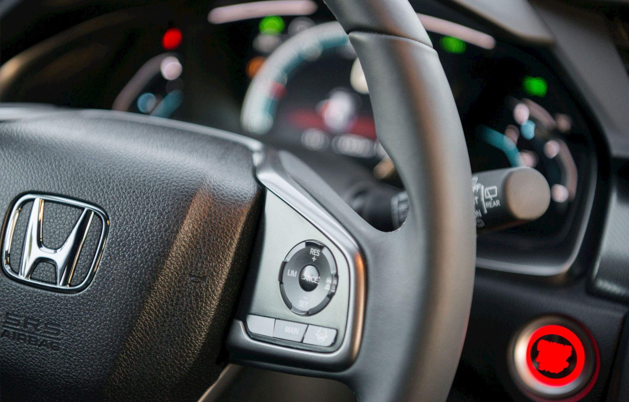 Know Your Honda Dashboard Warning Lights Automatic Headlight Reminder What Do They Mean