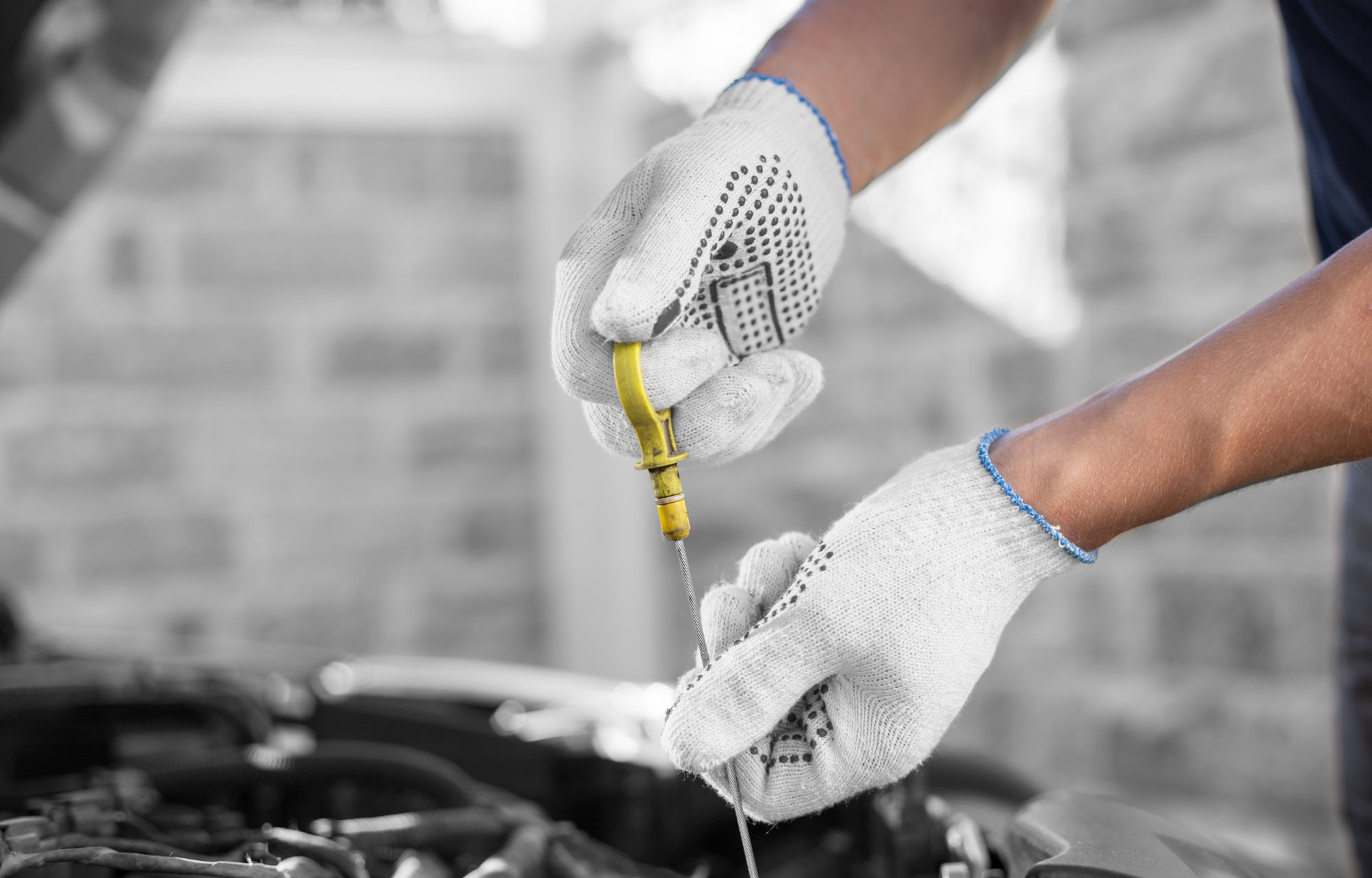 How to Check the Engine Oil Levels of Your Honda