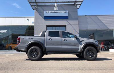 De nieuwe Ford Ranger Raptor wacht op u!