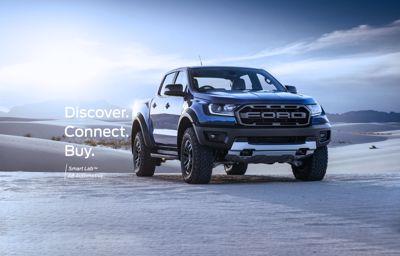 AB Automotive introduceert u: het Ford Smart Lab bij winkelcentrum de Docks Bruxsel
