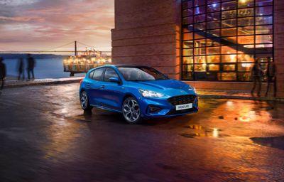 Lanceringsdagen NEW Ford Focus