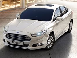 Mondeo Lease Car of 2015 : nu ook als Hybride beschikbaar