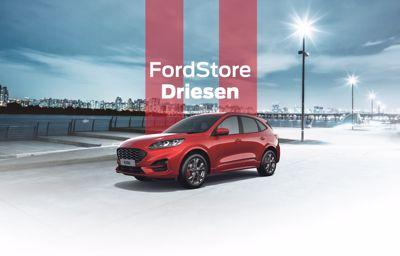 **De nieuwe Ford Kuga is vanaf nu bij ons in de toonzaal!**