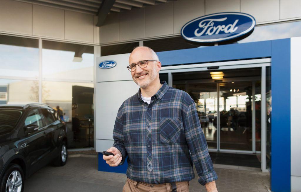 Huur een Ford wagen