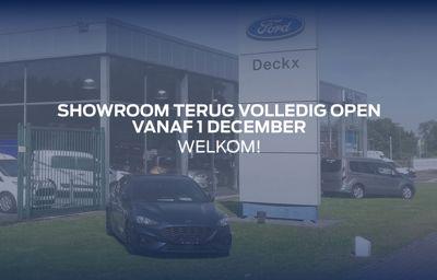 Showroom geopend!