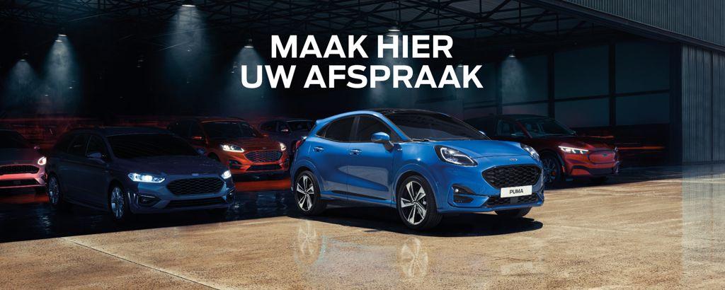 Ford Chairman's Awards voor Autobedrijven beckers in Bilzen en Lanaken
