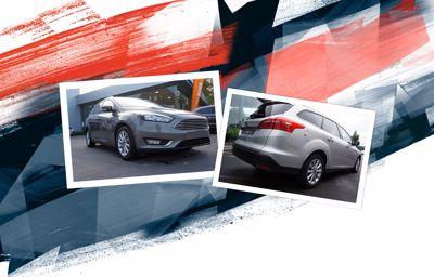 Tientallen bijna nieuwe auto's bij Ma Campagne: Ford Focus en Ford Fiesta