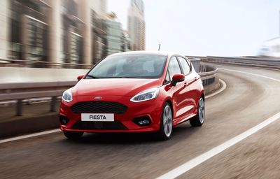 Nieuwe Ford Fiesta op 25 september op jaarmarkt Londerzeel