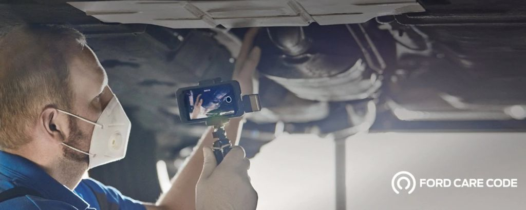 Ford Video Check