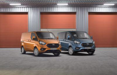 2-daagse van de nieuwe Ford Transit Custom en Ford Tourneo Custom